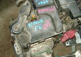 Двигатель на suzuki alto HA24 K6A
